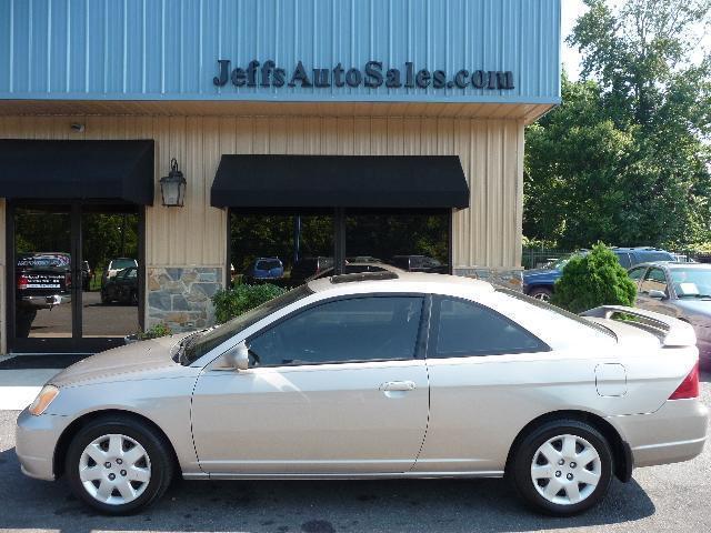 2002 Honda Civic Ex For Sale In Lincolnton North Carolina