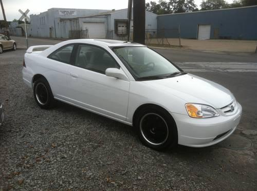 2002 honda civic ex coupe sharp car l k now before its. Black Bedroom Furniture Sets. Home Design Ideas