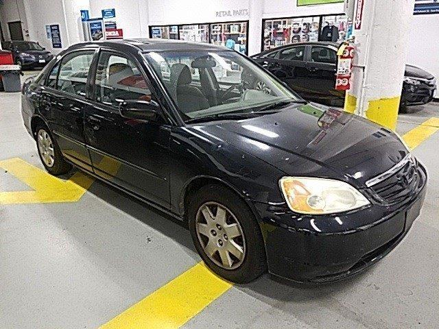2002 Honda Civic EX EX 4dr Sedan