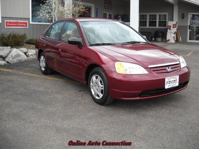 2002 honda civic lx for sale in elma new york classified. Black Bedroom Furniture Sets. Home Design Ideas