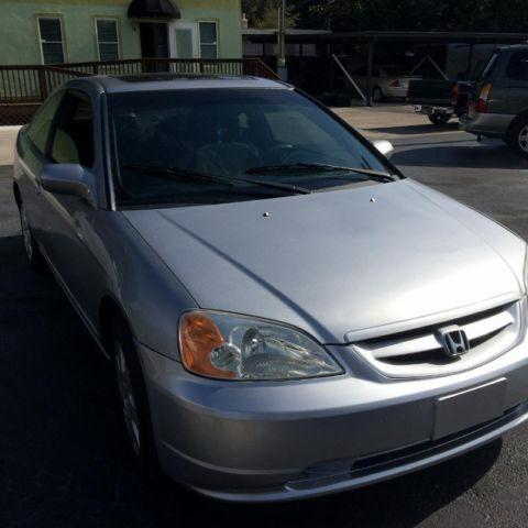 2002 honda civic very nice for sale in tampa florida for 2002 honda civic power window not working