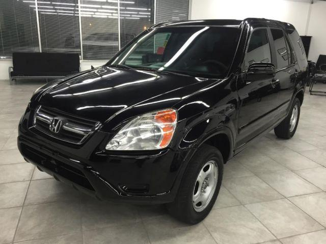2002 HONDA CR-V Black! Clean Interior! Reliable! Low Mileage! Runs Goo for Sale in Gold River ...