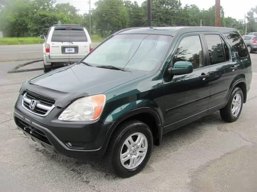 2002 honda cr v ex for sale in macon georgia classified. Black Bedroom Furniture Sets. Home Design Ideas