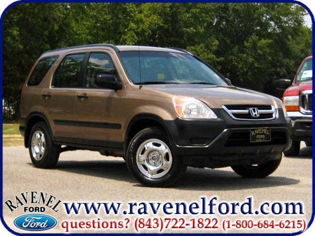 2002 honda cr v lx for sale in ravenel south carolina for 2002 honda crv specs