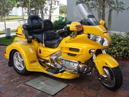 2002 Honda Gold Wing Trike for Sale in Okeechobee, Florida ...