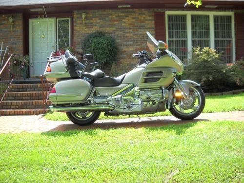 2002 Honda Goldwing 1800