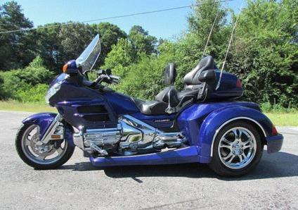Honda Sioux City >> 2002 Honda Goldwing Gl1800 Roadsmith Trike for Sale in ...