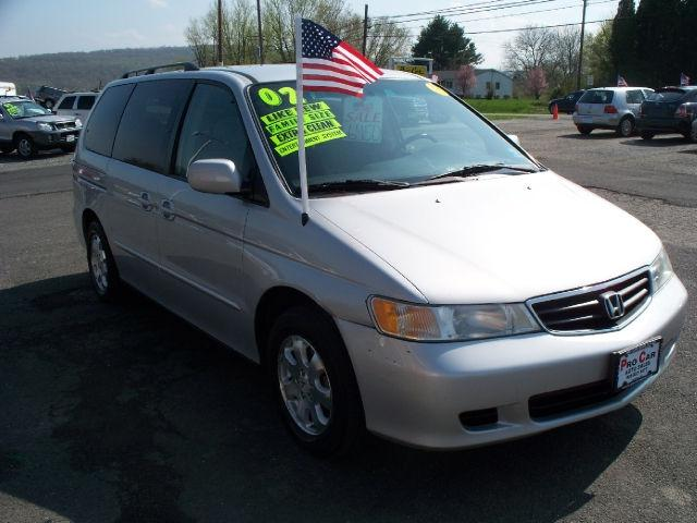 Honda Odyssey For Sale Nj Of 2002 Honda Odyssey Ex For Sale In Hampton New Jersey