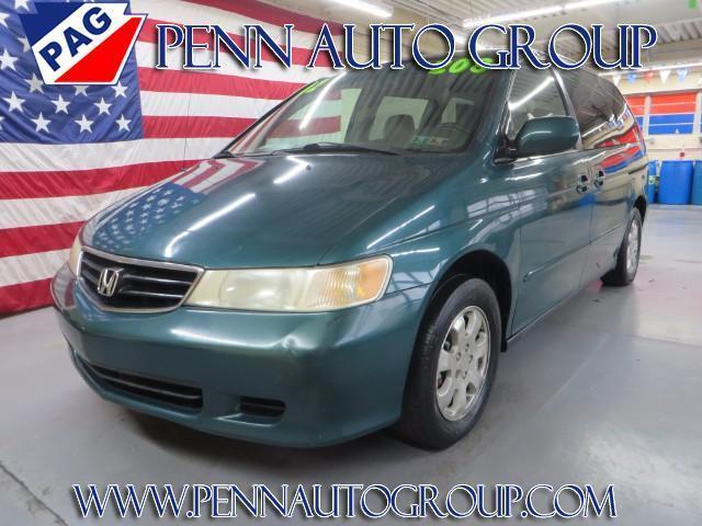 2002 Honda Odyssey EX EX 4dr Mini-Van