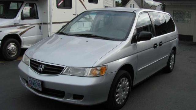 2002 honda odyssey lx minivan for sale in portland oregon for Honda portland oregon