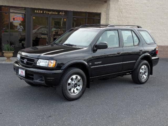 2002 Honda Passport Ex For Sale In Harrisonburg Virginia Classified