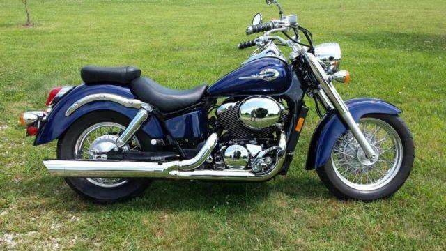 2002 honda shadow Ace 750 low miles for Sale in ...