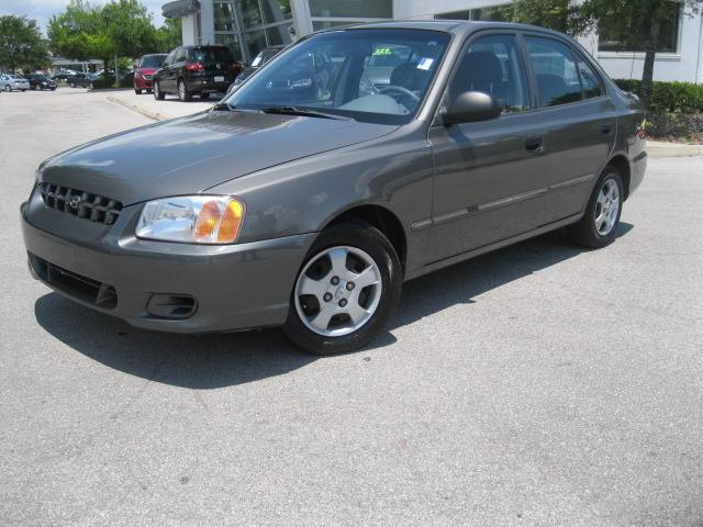 2002 Hyundai Accent Gl For Sale In Sanford Florida