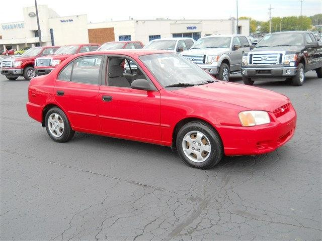 2002 hyundai accent gl 2002 hyundai accent gl car for sale in erie pa 4367340011 used cars. Black Bedroom Furniture Sets. Home Design Ideas
