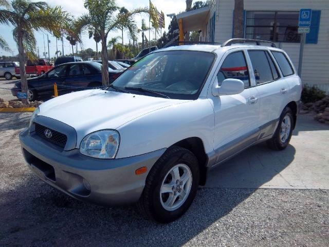2002 hyundai santa fe lx for sale in melbourne florida classified