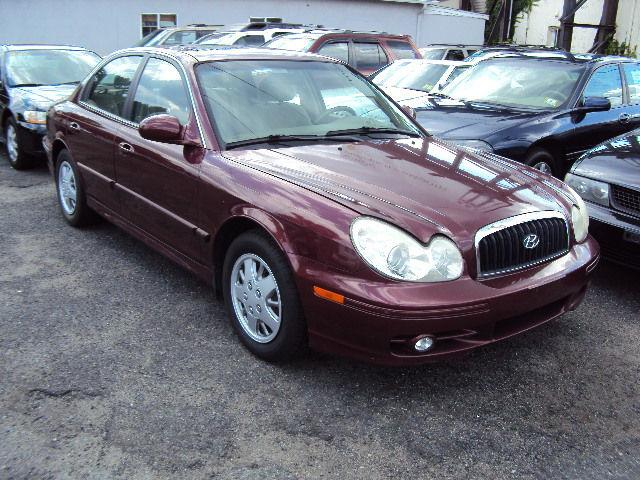 2002 Hyundai Sonata Lx For Sale In South Hackensack New