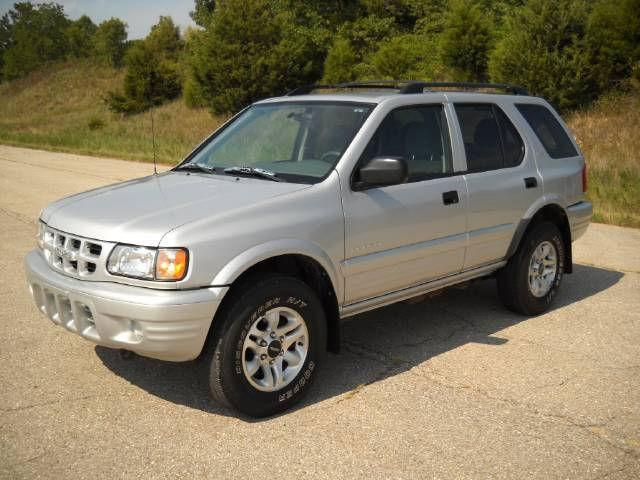 2002 isuzu rodeo ls for sale in omaha arkansas classified. Black Bedroom Furniture Sets. Home Design Ideas