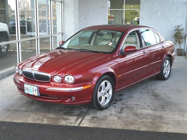 2002 Jaguar X-Type 3.0 AWD 3.0 4dr Sedan for Sale in ...