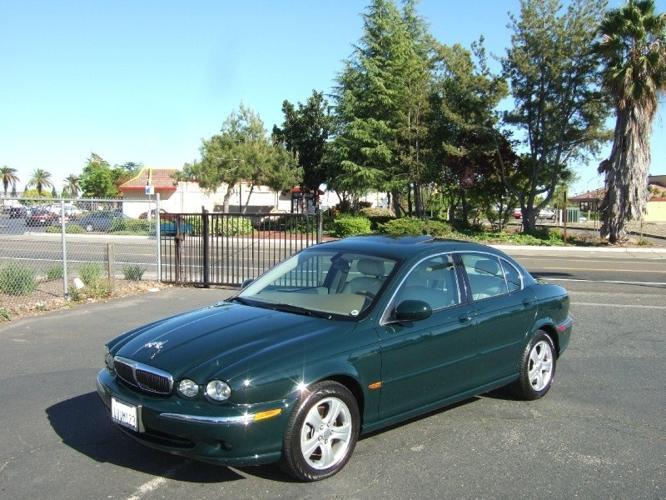 2002 jaguar x type 4dr sdn 3 0l auto only 62k original miles pristine for sale in fair. Black Bedroom Furniture Sets. Home Design Ideas