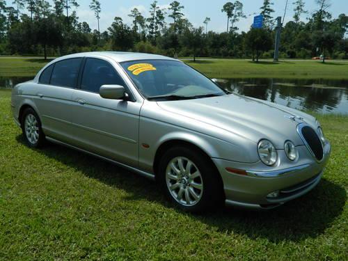 2002 jaguar x type base sedan 4 door 3 0l for sale in kissimmee florida classified. Black Bedroom Furniture Sets. Home Design Ideas