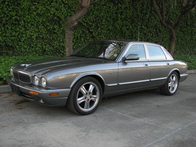 2002 jaguar xj8 sport for sale in san jose california. Black Bedroom Furniture Sets. Home Design Ideas