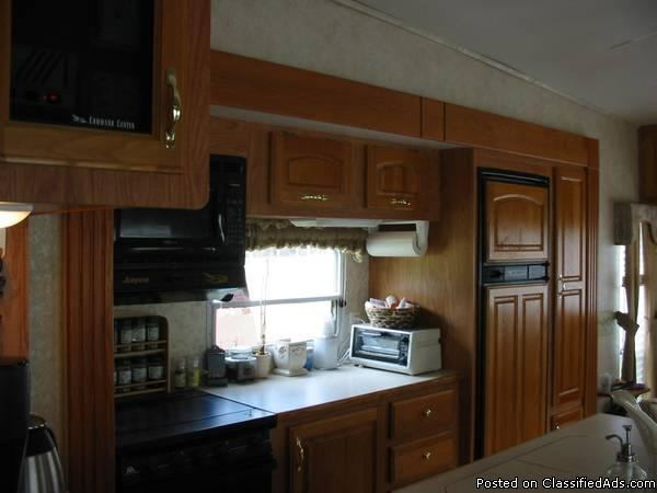 Honda Panama City >> 2002 Jayco Designer for Sale in Panama City, Florida ...