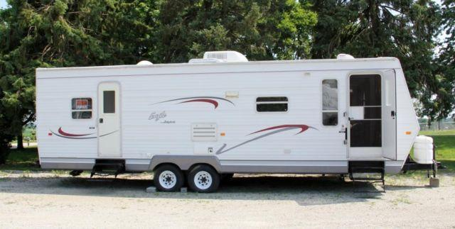 Luxury 2005 Jayco EAGLE CAMPER TRAILER For Sale  Caravan Camping Sales