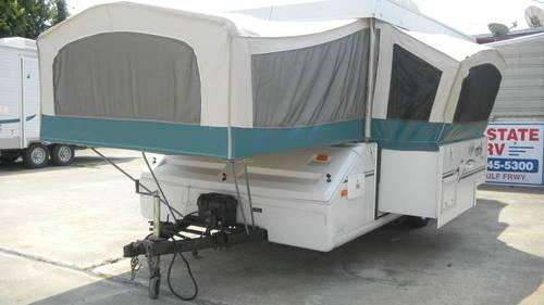 2002 Jayco Eagle Summit Pop Up Camping Trailer