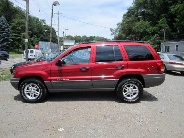 2002 jeep grand cherokee laredo for sale in pittsburgh pennsylvania classified. Black Bedroom Furniture Sets. Home Design Ideas