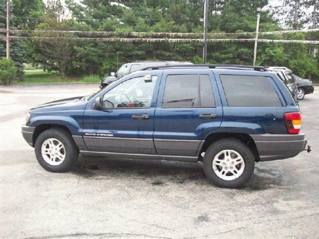 2002 jeep grand cherokee laredo for sale in wautoma for 2002 jeep grand cherokee rear window off track