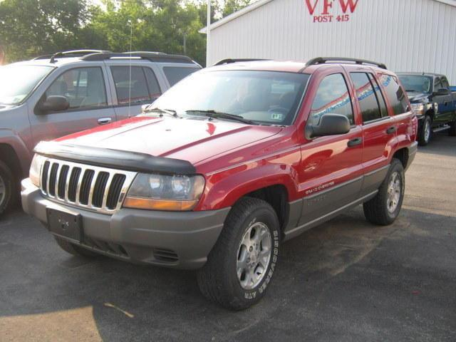 2002 jeep grand cherokee laredo for sale in new bethlehem pennsylvania classified. Black Bedroom Furniture Sets. Home Design Ideas