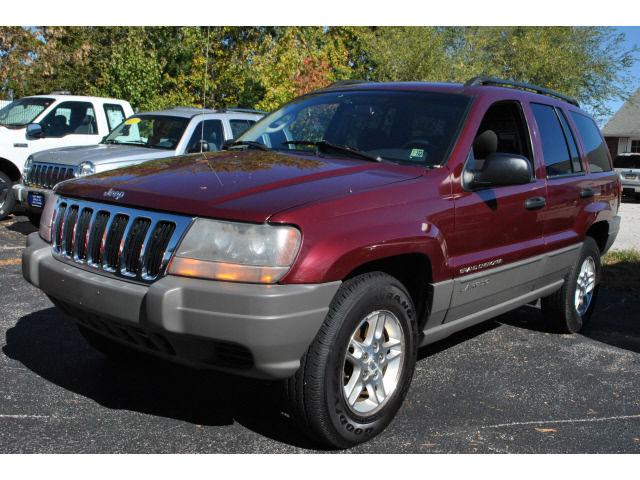 2002 jeep grand cherokee laredo for sale in williamstown new jersey classified. Black Bedroom Furniture Sets. Home Design Ideas