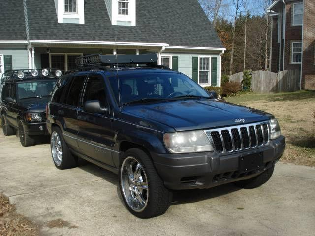 2002 Jeep Grand Cherokee Laredo For Sale In Raleigh North