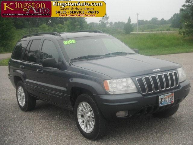 2002 jeep grand cherokee limited for sale in dassel minnesota classified. Black Bedroom Furniture Sets. Home Design Ideas