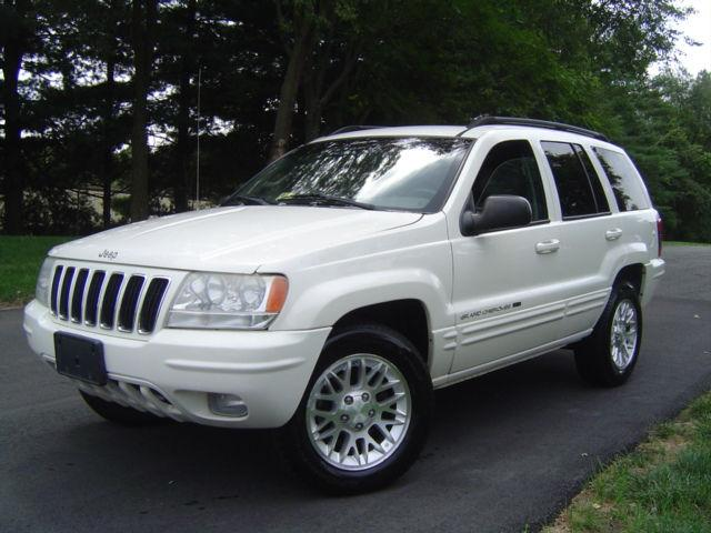 2002 jeep grand cherokee limited for sale in leesburg virginia. Cars Review. Best American Auto & Cars Review