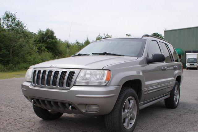 2002 jeep grand cherokee overland for sale in plains township pennsylvania classified. Black Bedroom Furniture Sets. Home Design Ideas