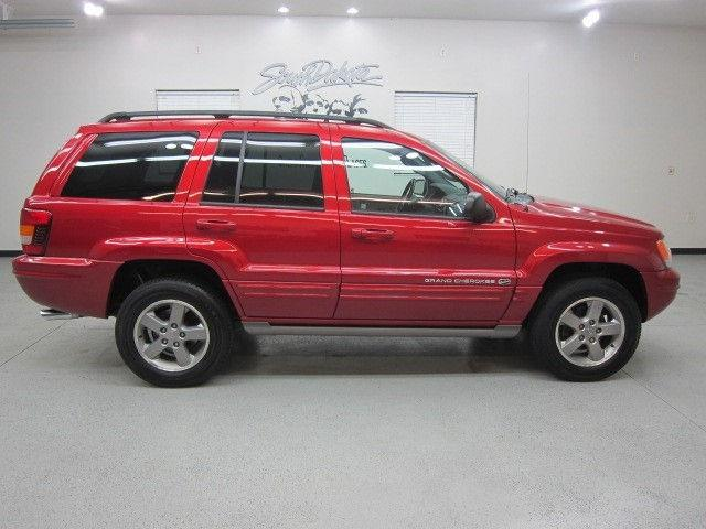 2002 jeep grand cherokee overland for sale in sioux falls. Black Bedroom Furniture Sets. Home Design Ideas