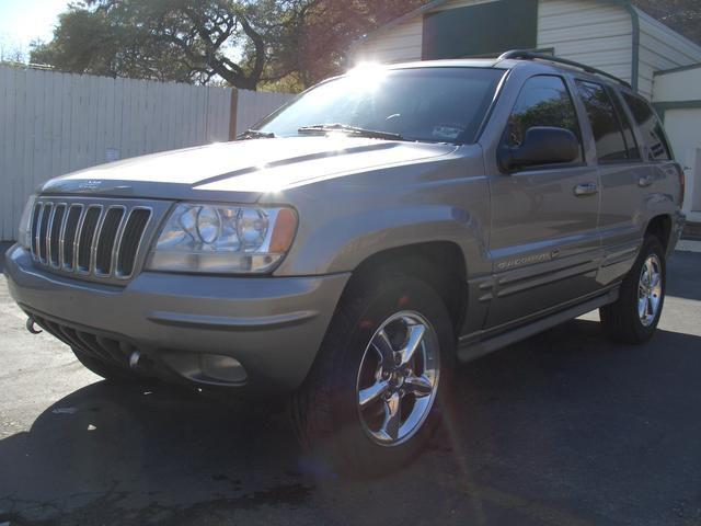 2002 jeep grand cherokee overland for sale in houston. Black Bedroom Furniture Sets. Home Design Ideas
