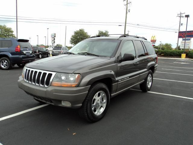 2002 jeep grand cherokee sport for sale in greenville south carolina classified. Black Bedroom Furniture Sets. Home Design Ideas