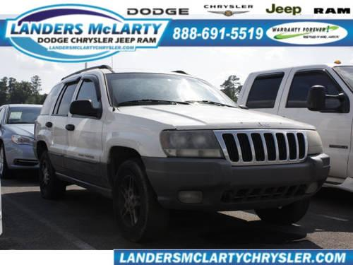 2002 jeep grand cherokee suv 4x4 laredo for sale in bessemer alabama classified. Black Bedroom Furniture Sets. Home Design Ideas