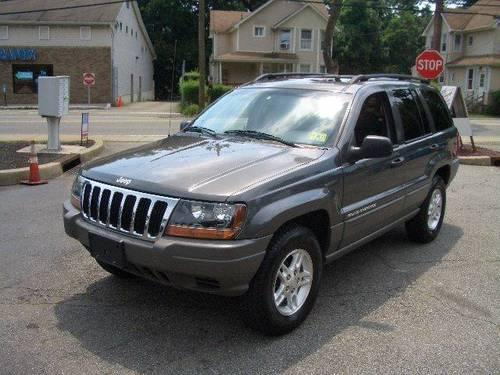 2002 jeep grand cherokee suv laredo for sale in bogota new jersey. Cars Review. Best American Auto & Cars Review
