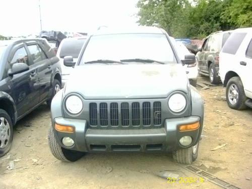 2002 jeep liberty for sale parts only for sale in. Black Bedroom Furniture Sets. Home Design Ideas