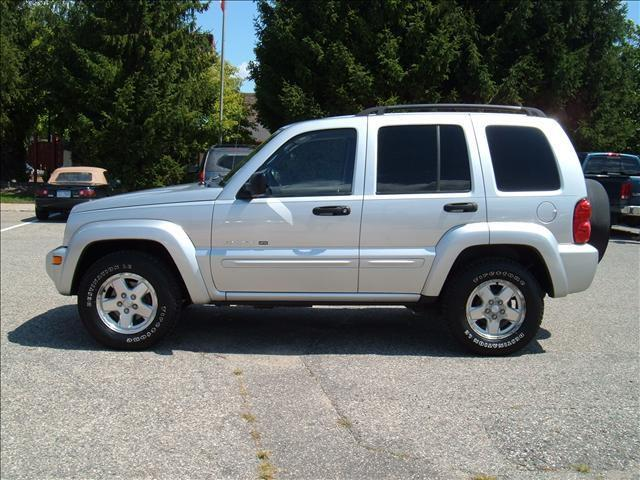 2002 jeep liberty limited for sale in greenville michigan classified. Black Bedroom Furniture Sets. Home Design Ideas