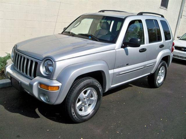 2002 jeep liberty limited for sale in pound ridge new york classified. Black Bedroom Furniture Sets. Home Design Ideas