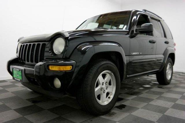 2002 jeep liberty limited limited 4dr 4wd suv for sale in tacoma washington classified. Black Bedroom Furniture Sets. Home Design Ideas