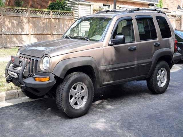 2002 jeep liberty limited for sale in virginia beach virginia classified. Black Bedroom Furniture Sets. Home Design Ideas