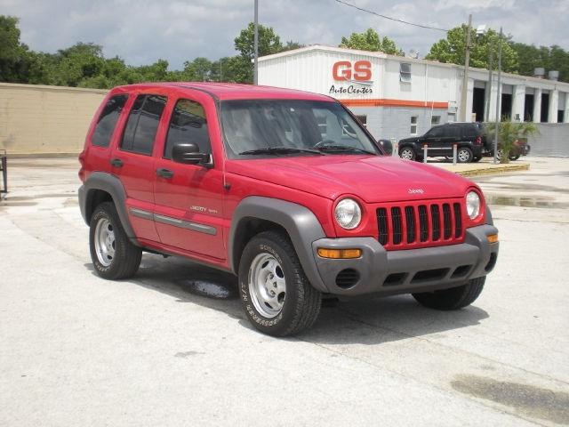 2002 jeep liberty sport for sale in orlando florida classified. Black Bedroom Furniture Sets. Home Design Ideas