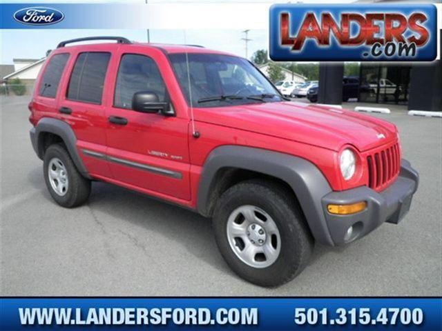 2002 jeep liberty sport for sale in benton arkansas classified. Black Bedroom Furniture Sets. Home Design Ideas