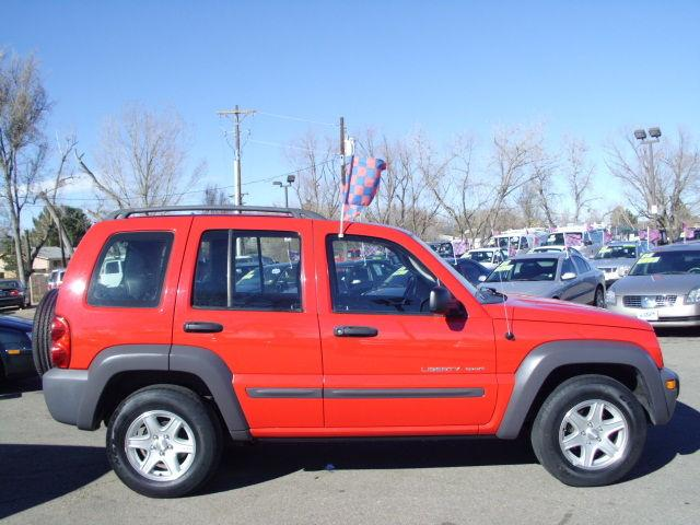 2002 jeep liberty sport for sale in longmont colorado classified. Black Bedroom Furniture Sets. Home Design Ideas
