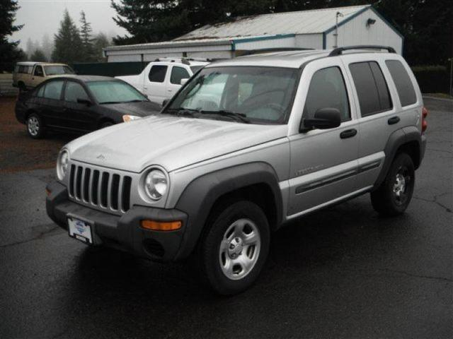 Lithia Klamath Falls >> 2002 Jeep Liberty Sport for Sale in McMinnville, Oregon ...